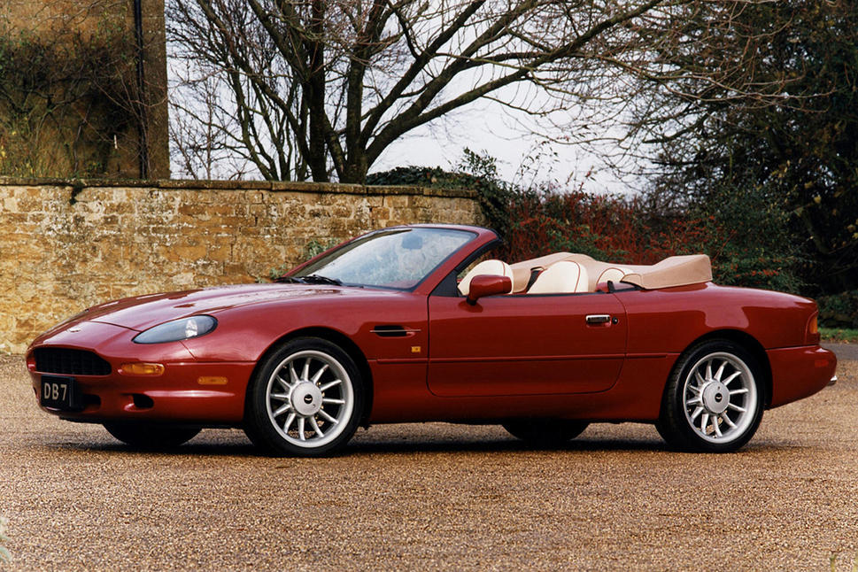 2017 Aston Martin DB7 Volante photo - 1