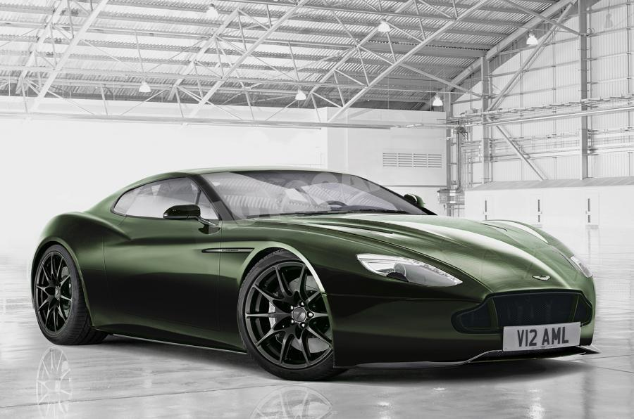 2017 Aston Martin DBR4 photo - 3