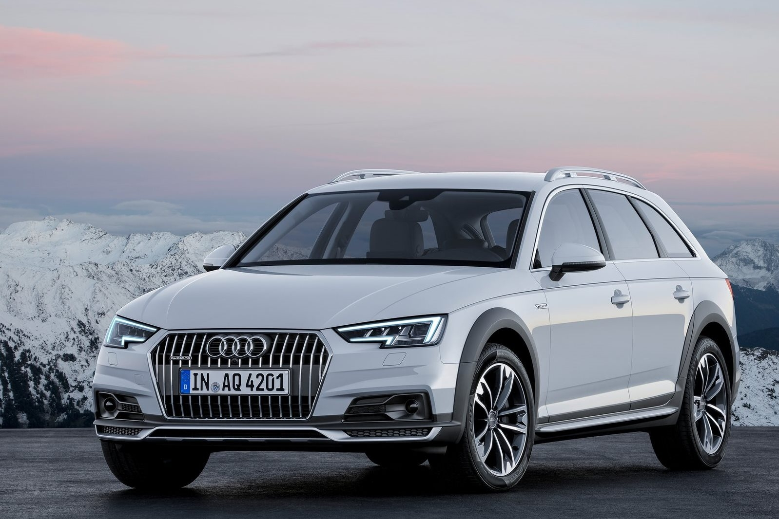 2017 Audi allroad quattro 2.7T photo - 1