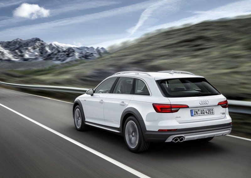 2017 Audi allroad quattro 2.7T photo - 2