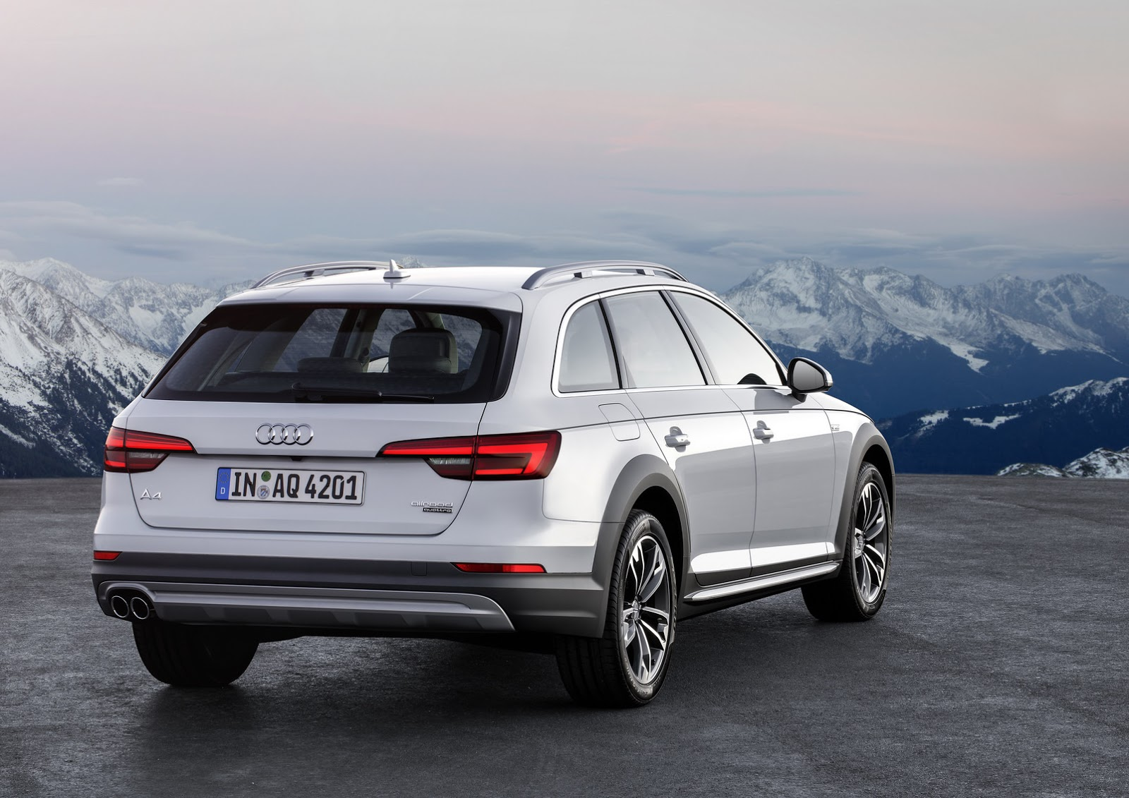 2017 Audi allroad quattro 2.7T photo - 3