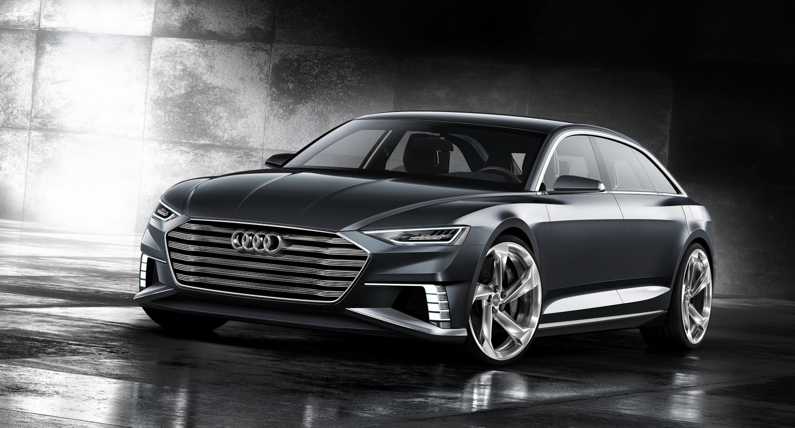 2017 Audi Prologue Avant Concept photo - 1