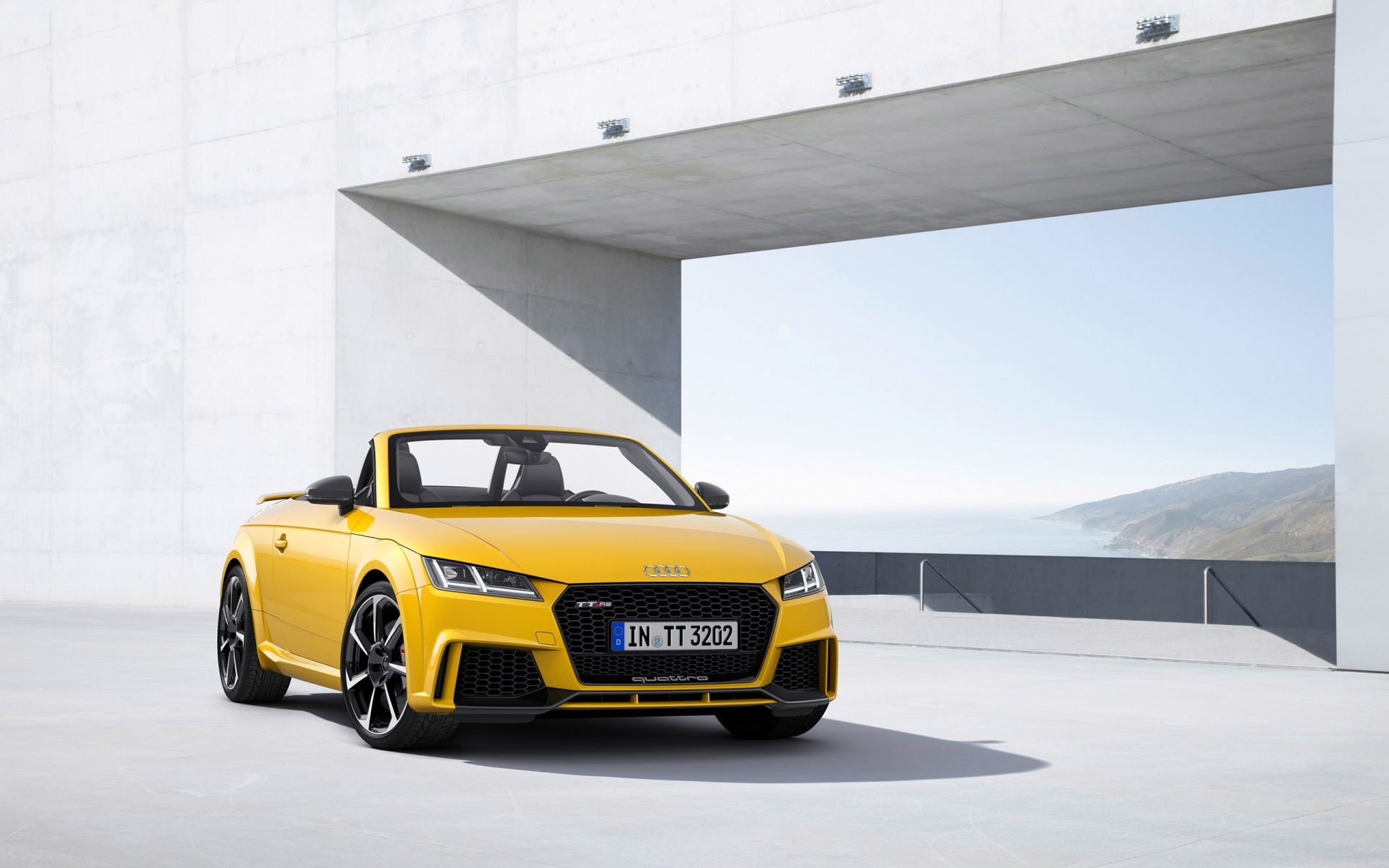 2017 Audi TT RS plus photo - 2