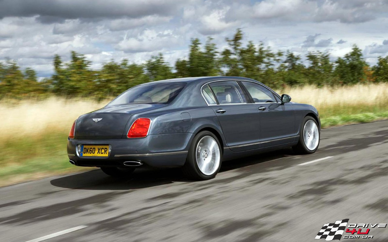 2017 Bentley Continental Flying Spur Series 51 photo - 4