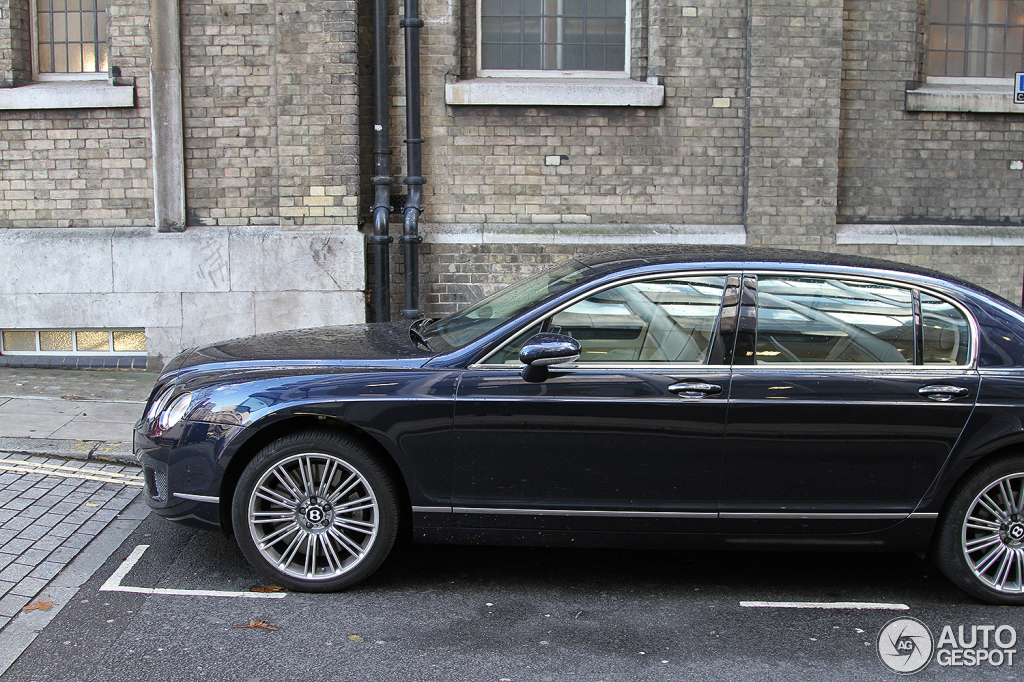 2017 Bentley Continental Flying Spur Speed photo - 2