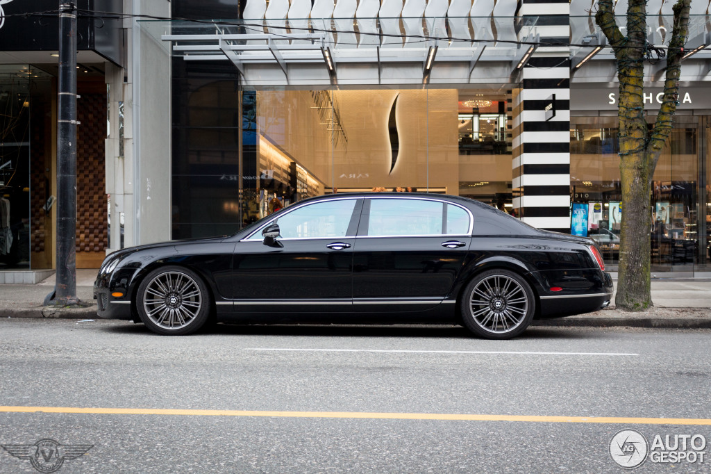 2017 Bentley Continental Flying Spur Speed photo - 3