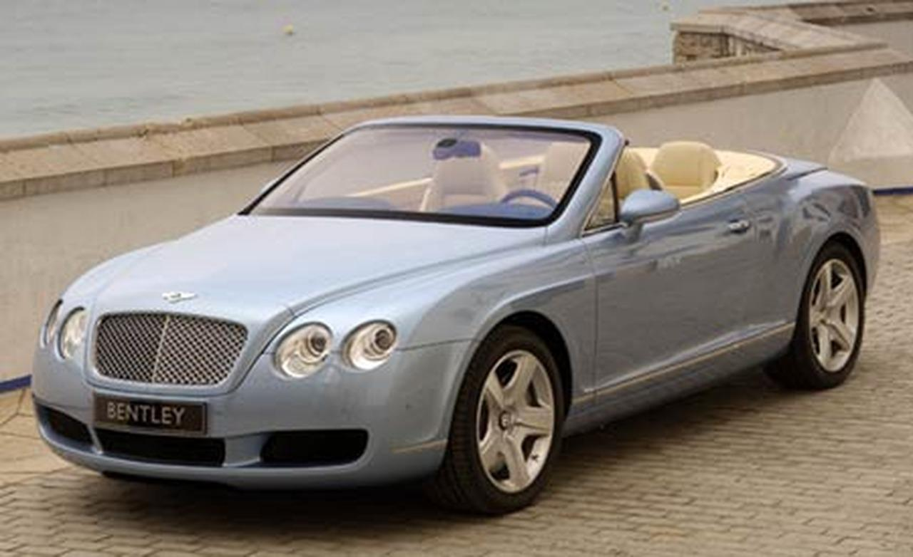 2017 Bentley Continental GT V8 S Convertible photo - 2