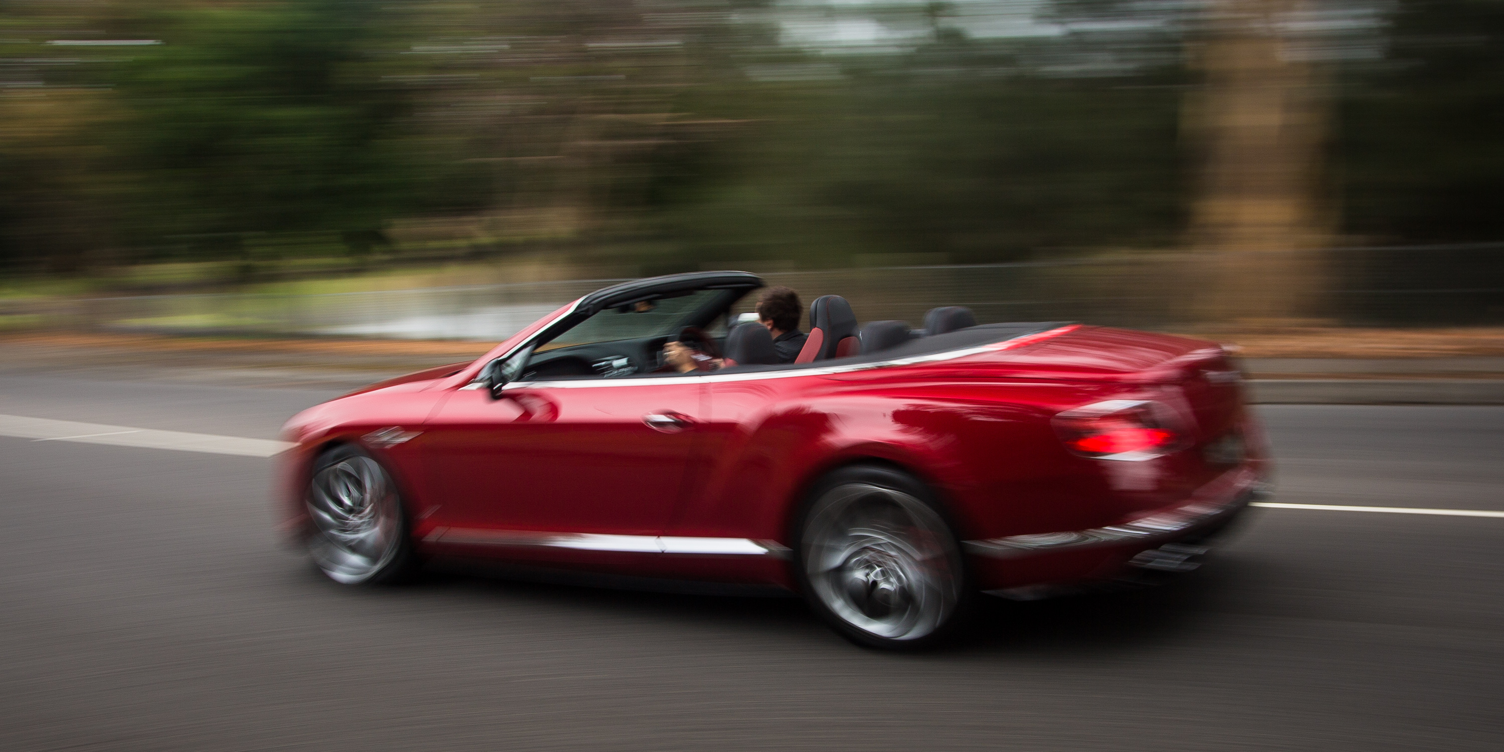 2017 Bentley Continental GT V8 S Convertible photo - 4
