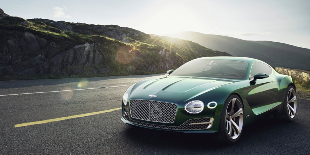 2017 Bentley EXP Speed 8 photo - 1