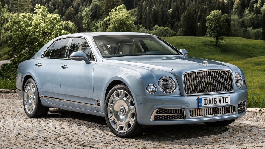 2017 Bentley Mulsanne Speed photo - 2