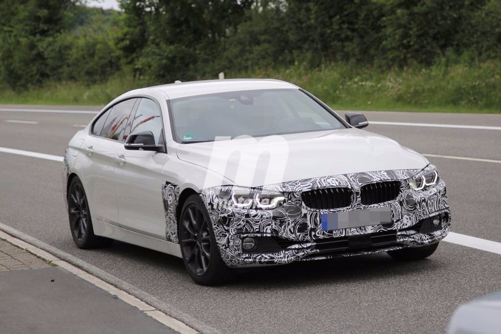 2017 BMW 1 Series Coupe photo - 4