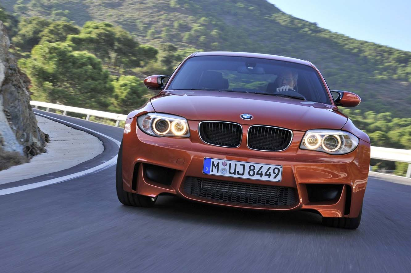 2017 BMW 1 Series M Coupe photo - 4