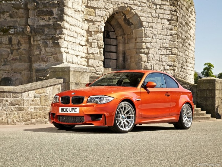 2017 BMW 1 Series M Coupe UK Version photo - 1
