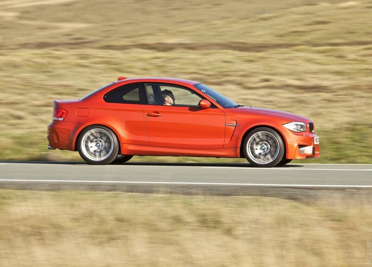 2017 BMW 1 Series M Coupe UK Version photo - 3