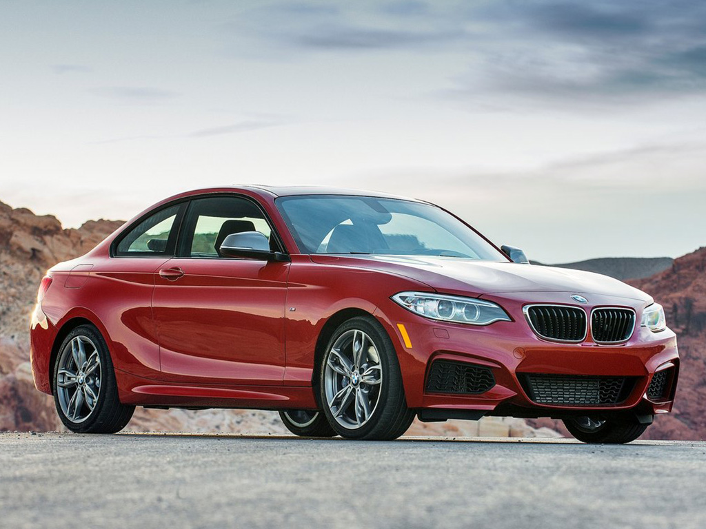 2017 BMW 2 Series Coupe photo - 1