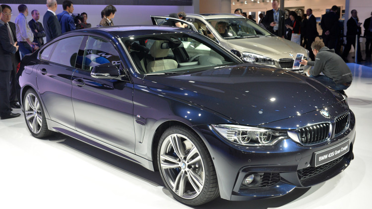 2017 BMW 4 Series Coupe photo - 1