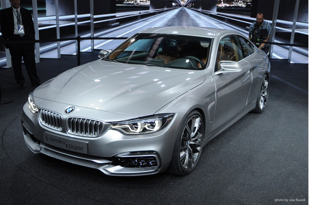 2017 BMW 4 Series Coupe Concept photo - 4