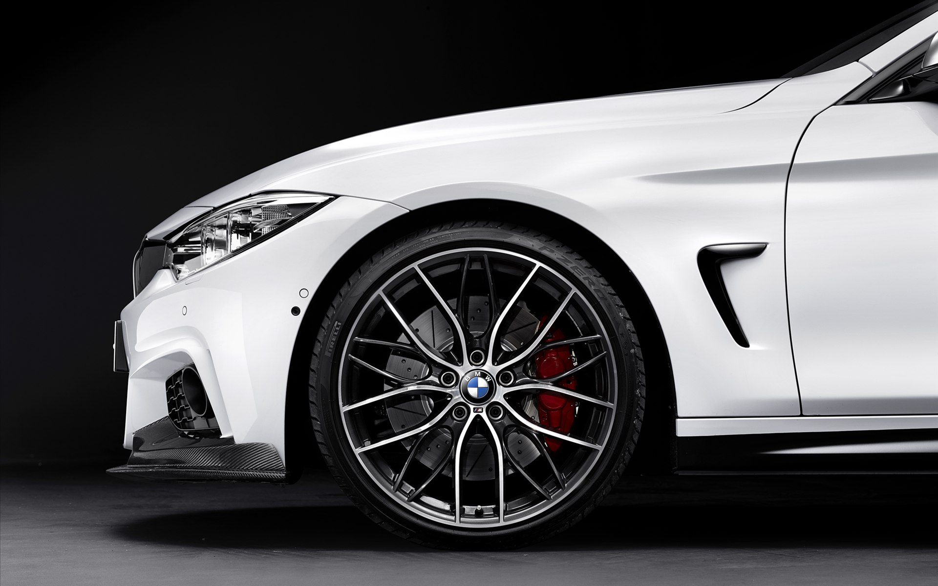 2017 BMW 4 Series Coupe M Performance Parts photo - 2