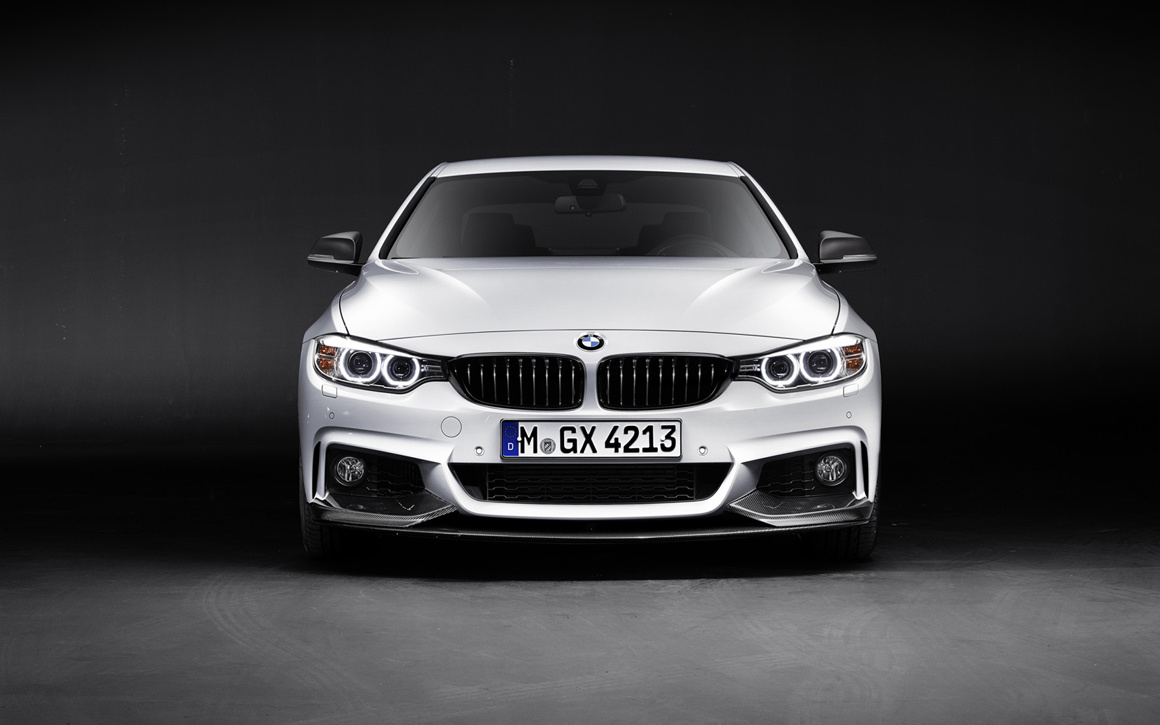 2017 BMW 4 Series Coupe M Performance Parts photo - 4