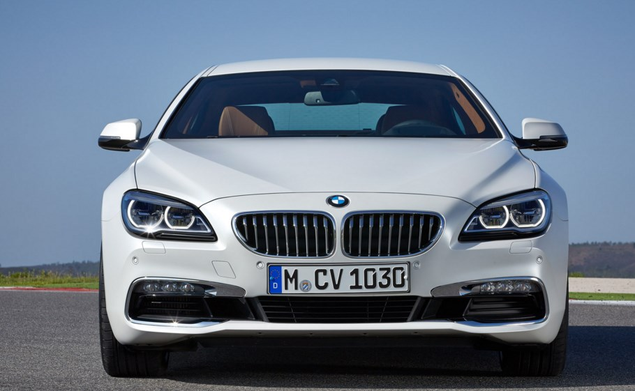 2017 BMW 6 Series Coupe photo - 2