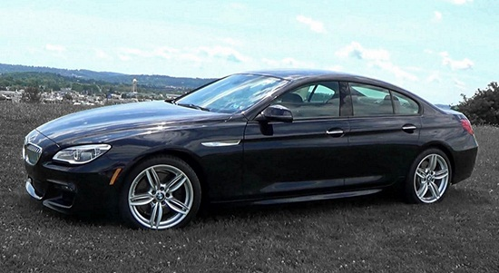 2017 BMW 6 Series Coupe photo - 4