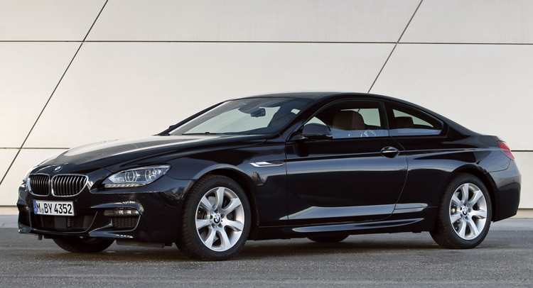 2017 BMW 6 Series Coupe Concept photo - 3