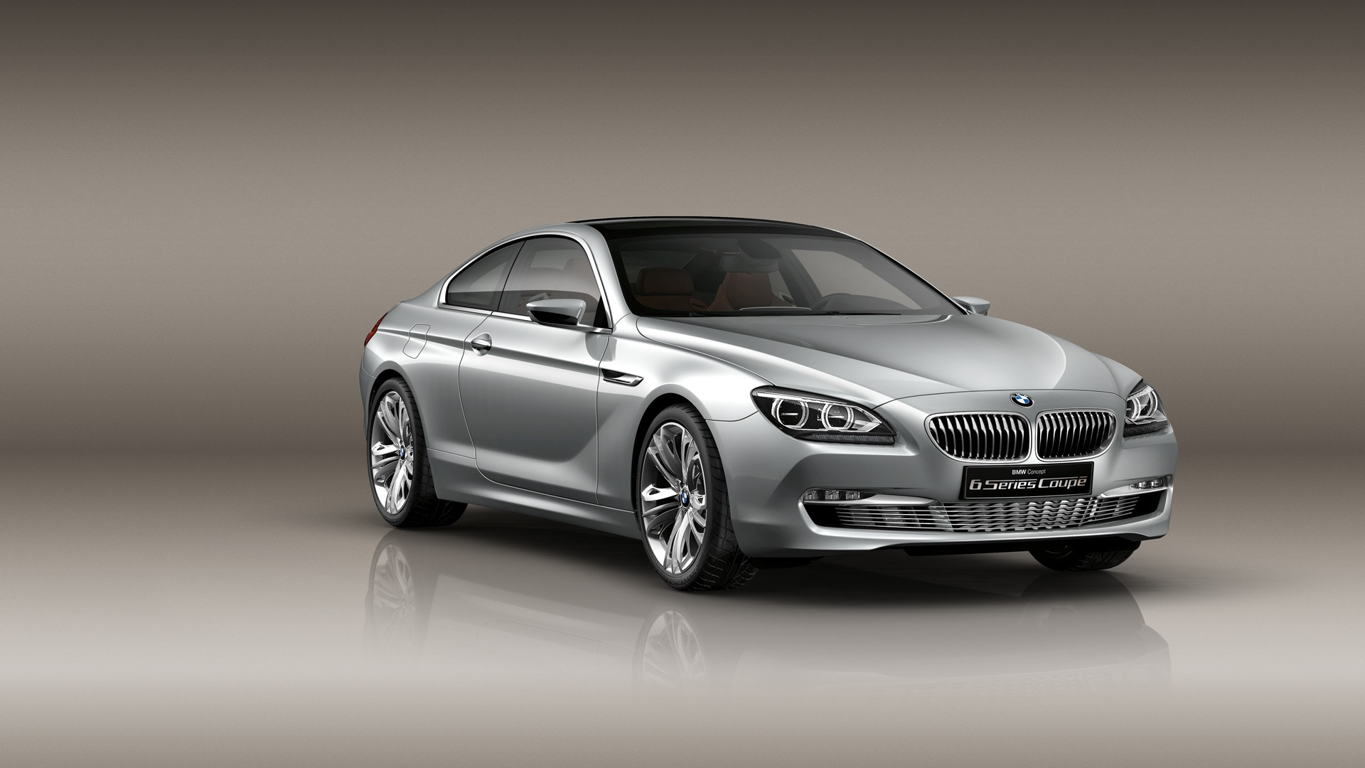 2017 BMW 6 Series Coupe Concept photo - 4