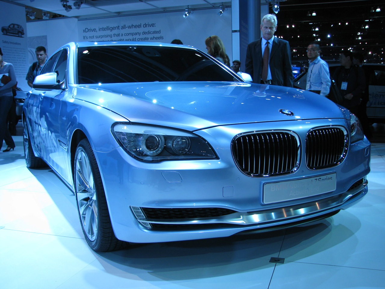 2017 BMW 7 Series ActiveHybrid Concept photo - 1