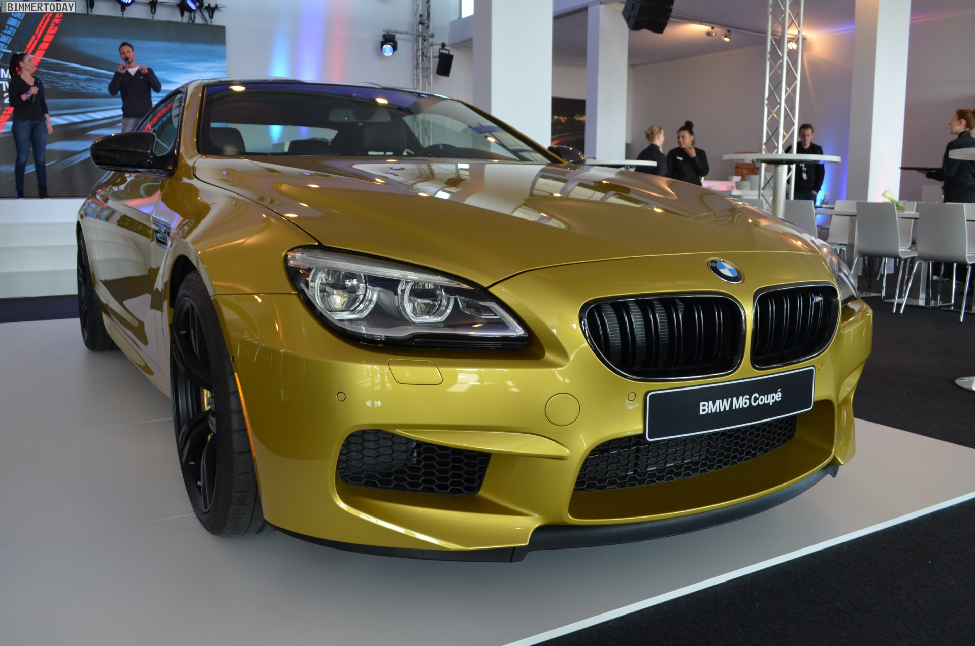 2017 BMW M6 Coupe Competition Package photo - 2
