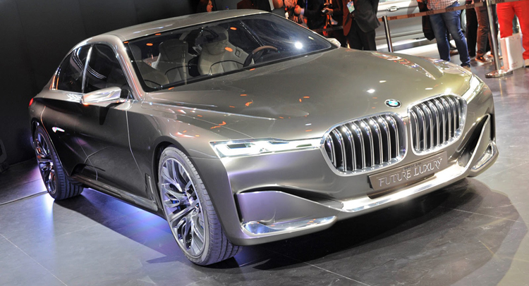2017 BMW Vision Future Luxury Concept photo - 1