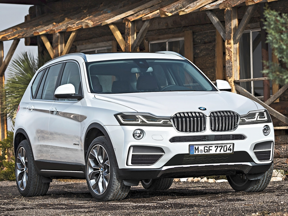 2017 Bmw X3 Efficientdynamics Concept Car Photos Catalog