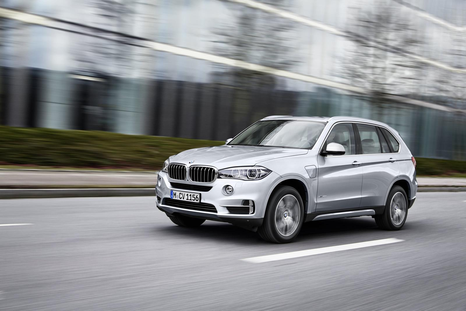 2017 BMW X5 xDrive40e photo - 1