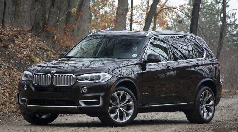 2017 BMW X5 xDrive40e photo - 4