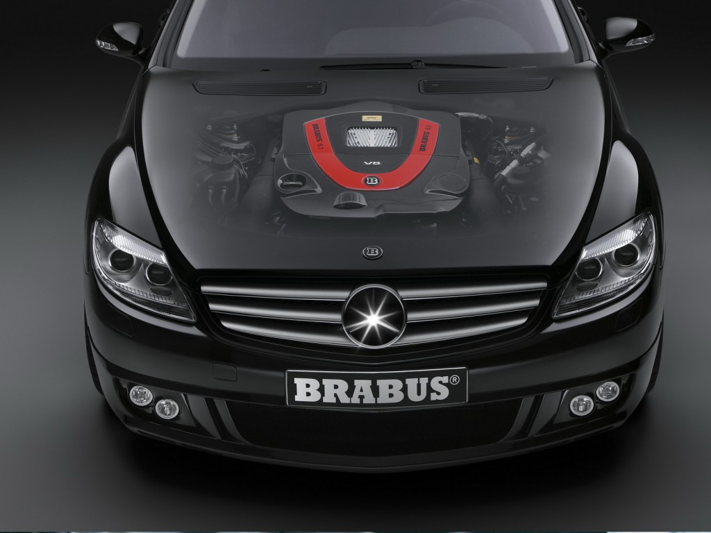 2017 Brabus SV12 S Biturbo Roadster photo - 3