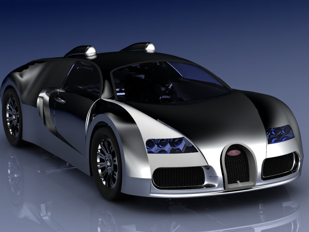 2017 Bugatti Veyron Grand Sport Sang Bleu photo - 4