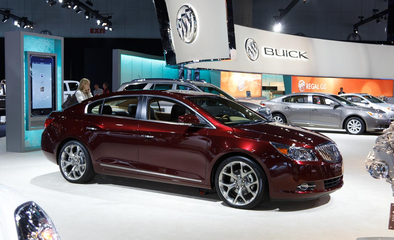 2017 Buick LaCrosse GL Concept photo - 1