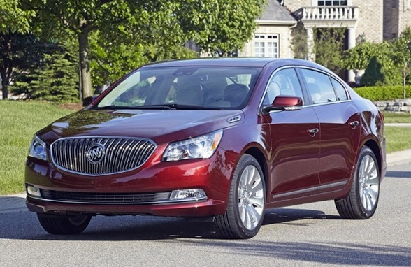 2017 Buick LaCrosse GL Concept photo - 3