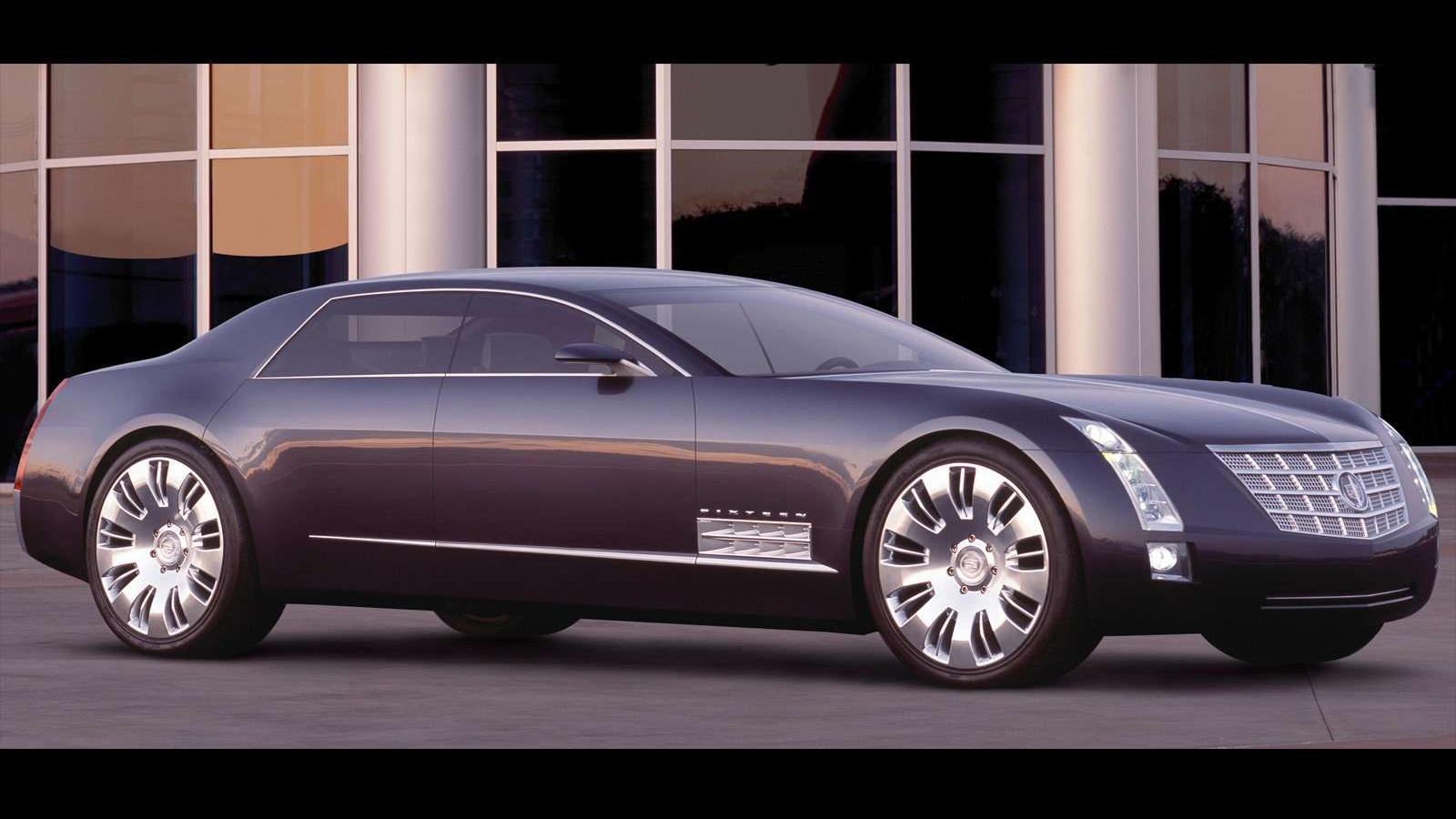 2017 Cadillac Sixteen Concept | Car Photos Catalog 2018