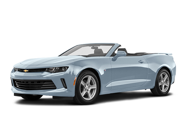 2017 Chevrolet Camaro Convertible photo - 4