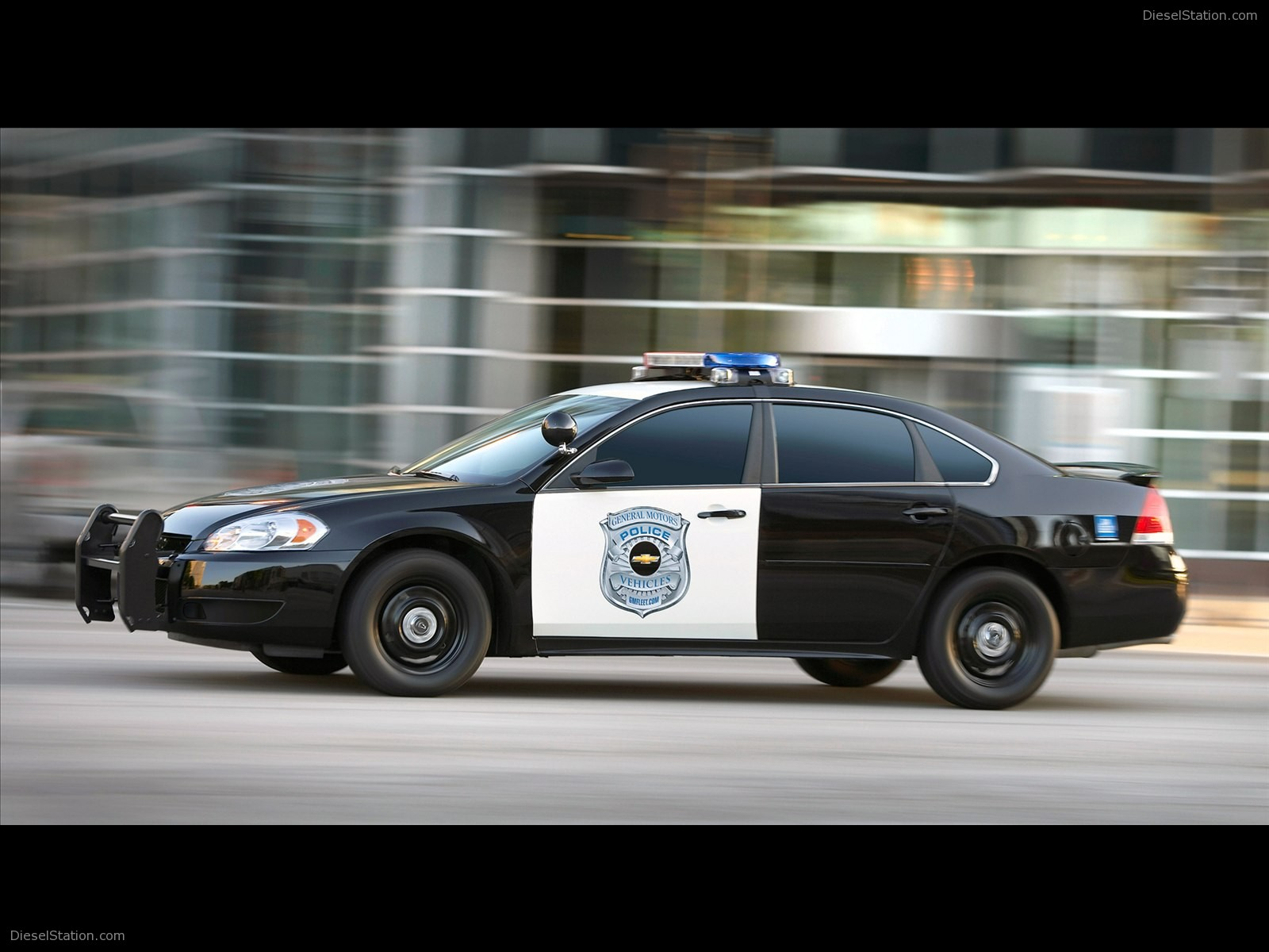 2017 Chevrolet Caprice Police Patrol Vehicle photo - 3