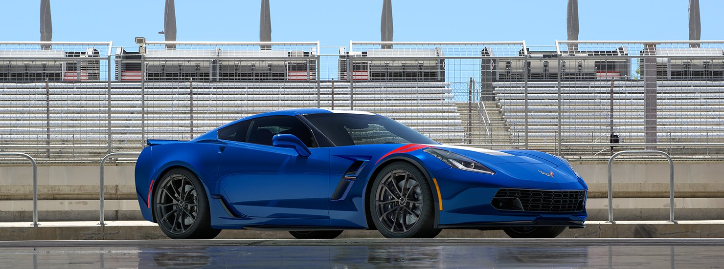 2017 Chevrolet Corvette Grand Sport photo - 1