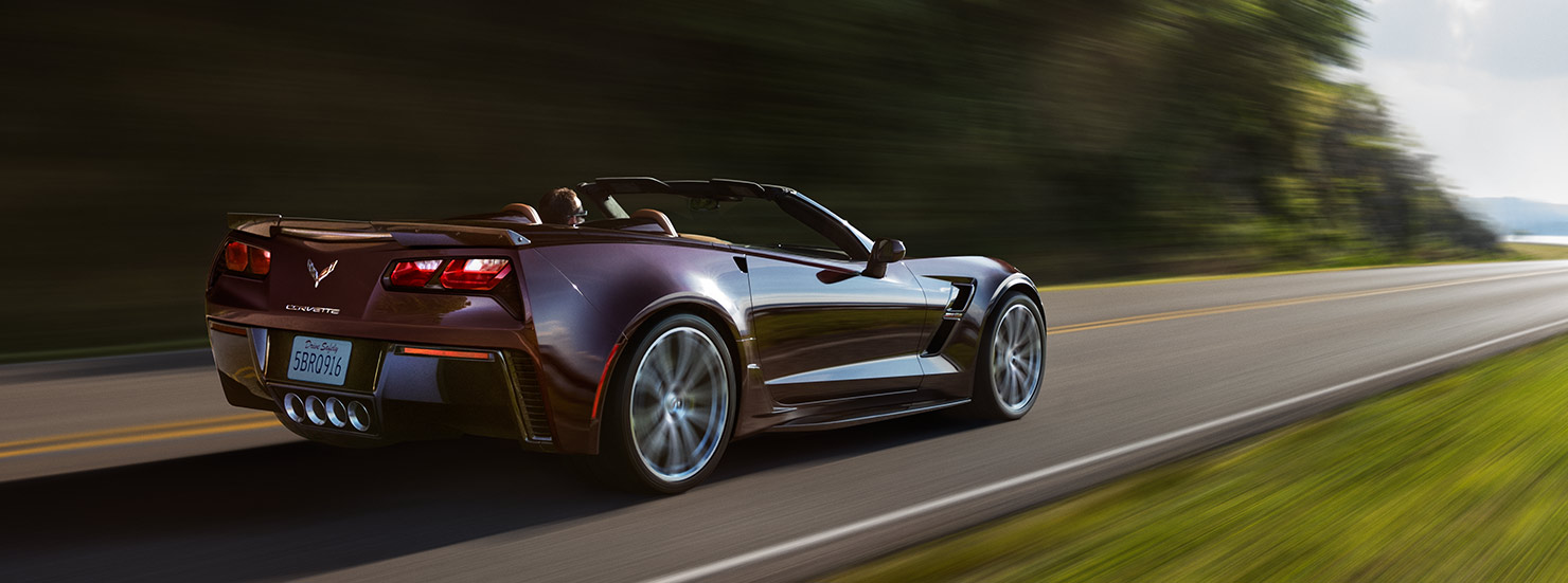 2017 Chevrolet Corvette Grand Sport photo - 2