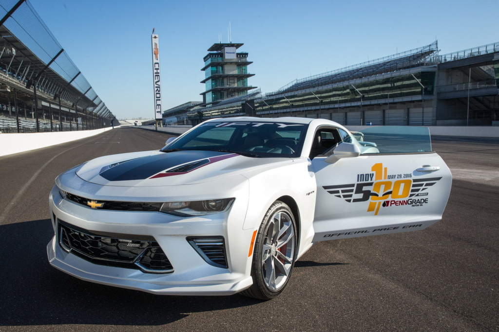 2017 Chevrolet Corvette Indy 500 Pace Car photo - 4