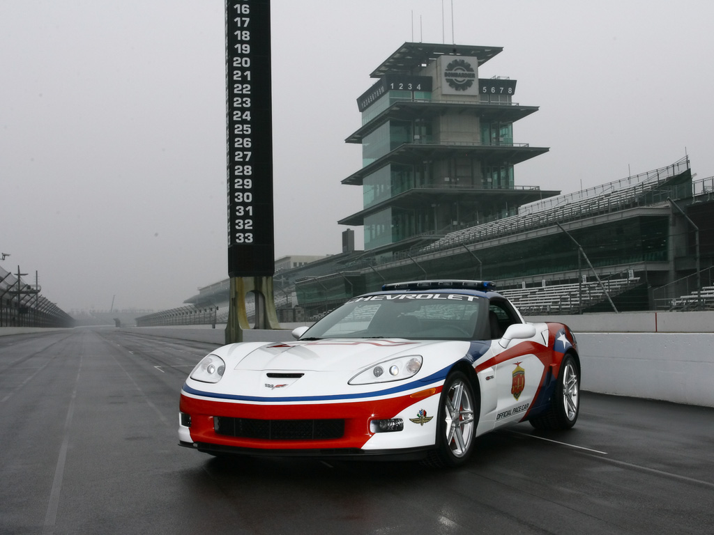 2017 Chevrolet Corvette Indy Concept Car photo - 1