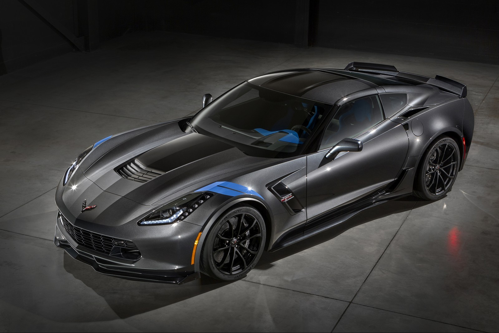 2017 Chevrolet Corvette Stingray EU Version photo - 1