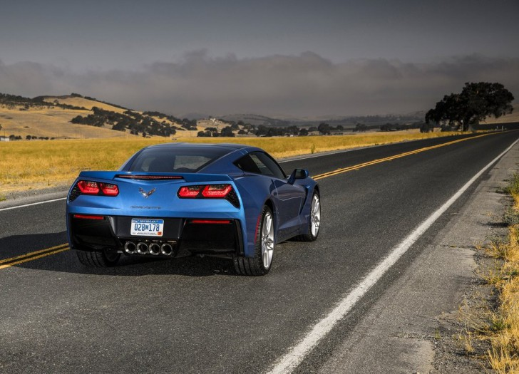 2017 Chevrolet Corvette Stingray EU Version photo - 4