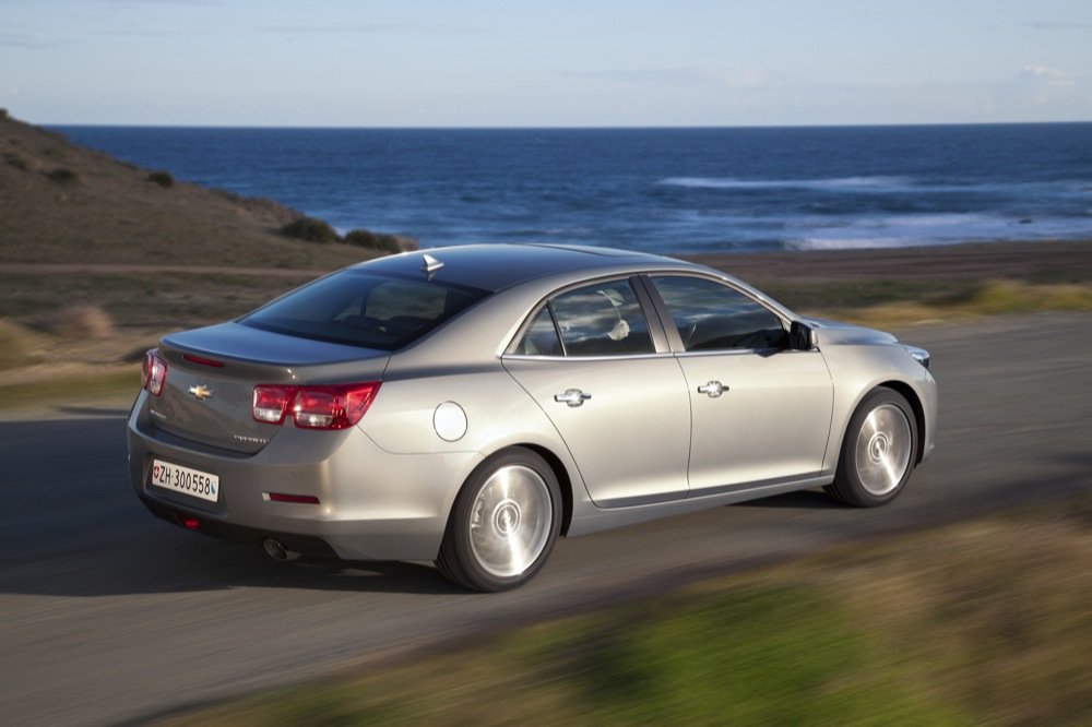 2017 Chevrolet Malibu XTC photo - 1