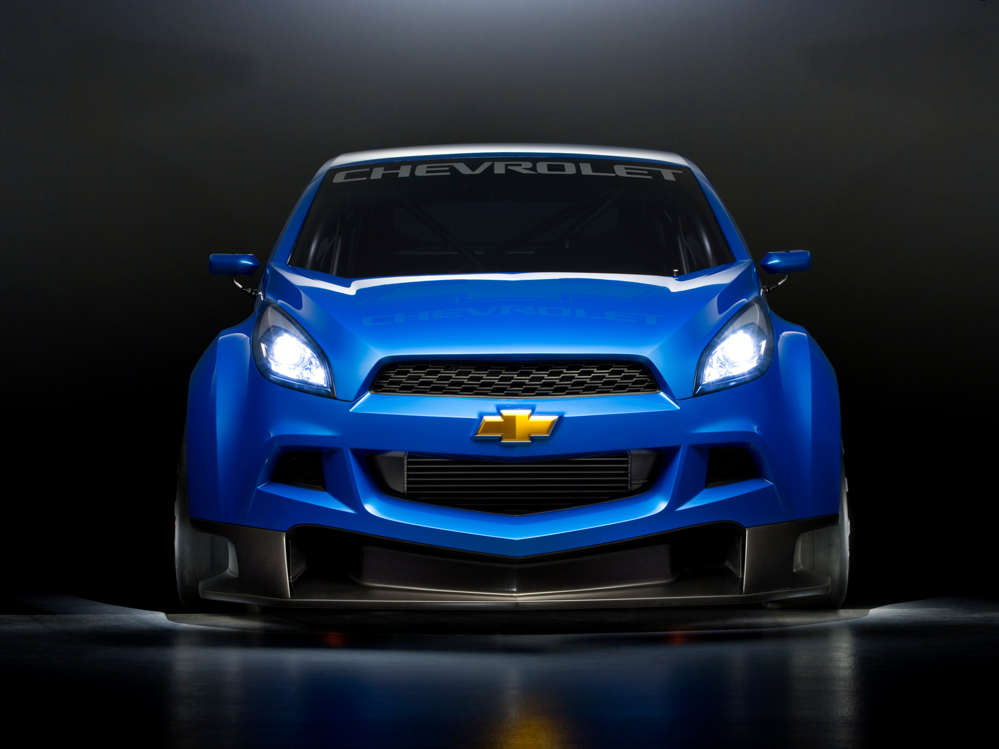 2017 Chevrolet WTCC Ultra Concept photo - 1