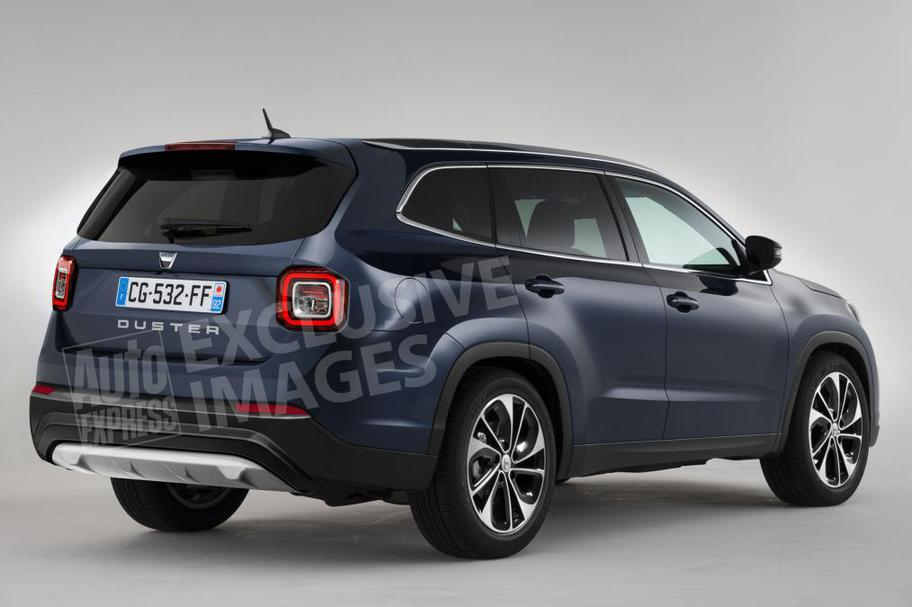 2017 Dacia Duster photo - 1