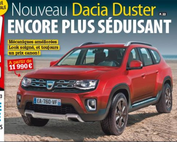 2017 Dacia Duster Trophee Andros photo - 3
